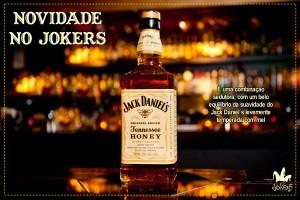 Jack Daniel Honey 1